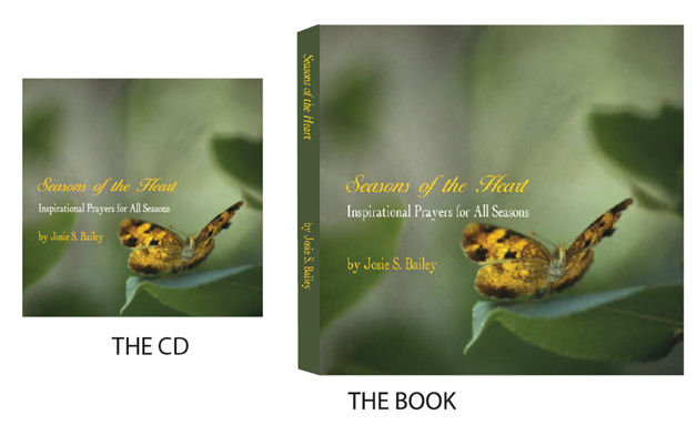 Seasons of the Heart Book (Soft Cover) + 2 CDs